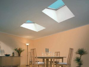 open skylight for roofs
